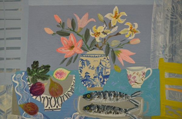 Lillies and Figs
